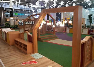 Остров «детская площадка»