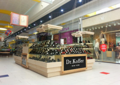Магазин кожгалантереи «Dr.Koffer»