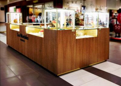 Магазин дизайнерской бижутерии «Les Nereides»