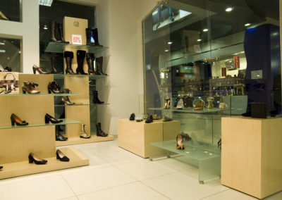Магазин обуви «Gianfranco Butteri»