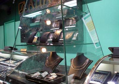 Магазин ювелирных изделий «Адамас»
