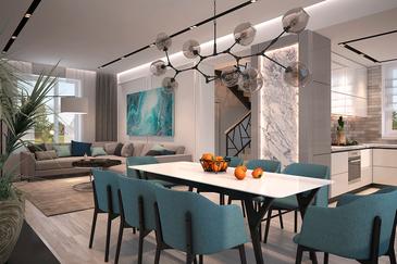 Дизайн-проект интерьера частного дома