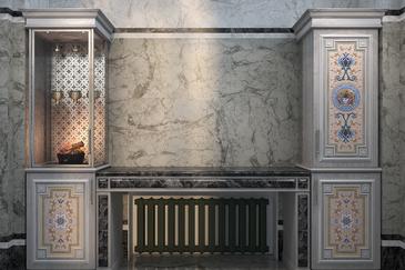 Храмовая мебель в алтарь