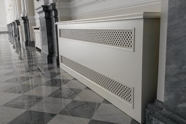Радиаторные решетки в классическом стиле