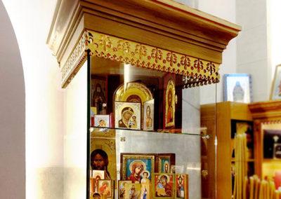 Свечная лавка для монастыря