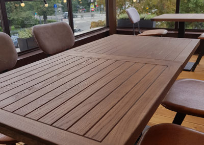 Мебель для ресторана «Ardenne»