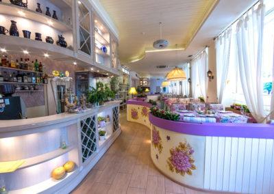 Мебель для ресторана «Дача»
