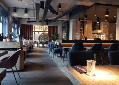 Мебель для ресторана «Hitch»