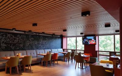 Реновация ресторана Italy на Московском проспекте