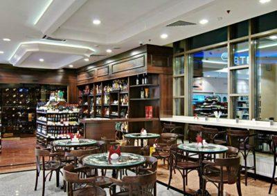 Мебель для кафе «Лэнд»