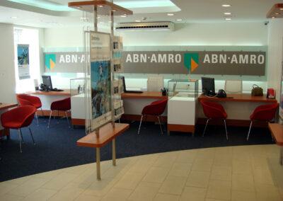 Мебель для банка ABN AMRO