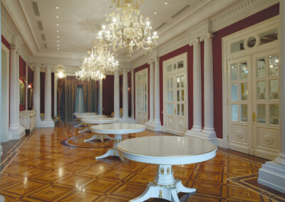 Мебель для конференц-зала