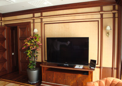 Производство мебели для кабинета руководителя в классическом стиле