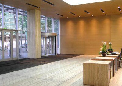 Производство мебели для бизнес-центра «Кругозор»