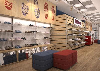 """Магазин обуви """"SilShoes"""""""
