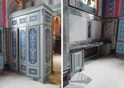 Изготовление алтарной мебели