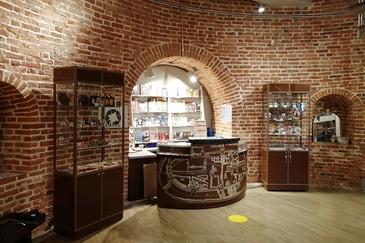 Мебель для музеев