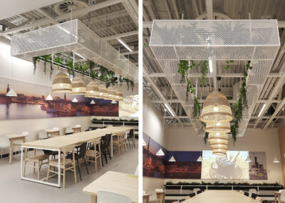 Ресторан IKEA