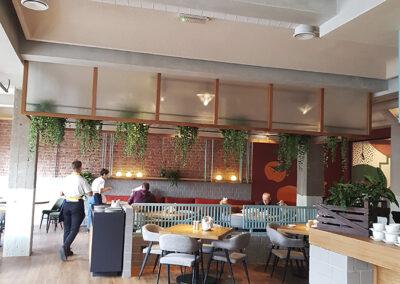Ресторан Теплые края